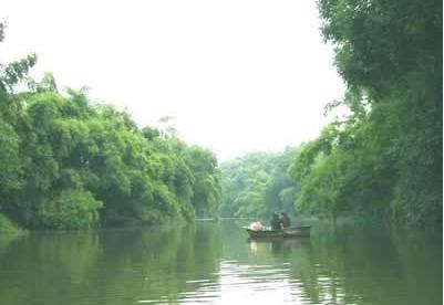 泸州风景区欣赏